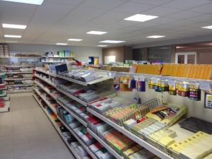 Magasins Centre Loire papeterie majuscule