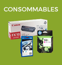 BOUTON CONSOMMABLES