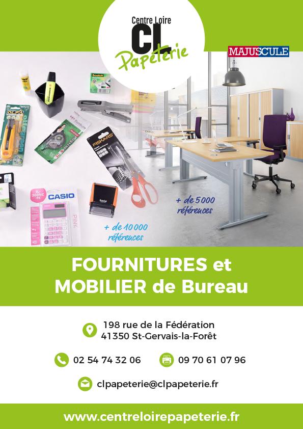 Centre loire papeterie fournitures de bureau 41 blois for Fourniture bureau papeterie
